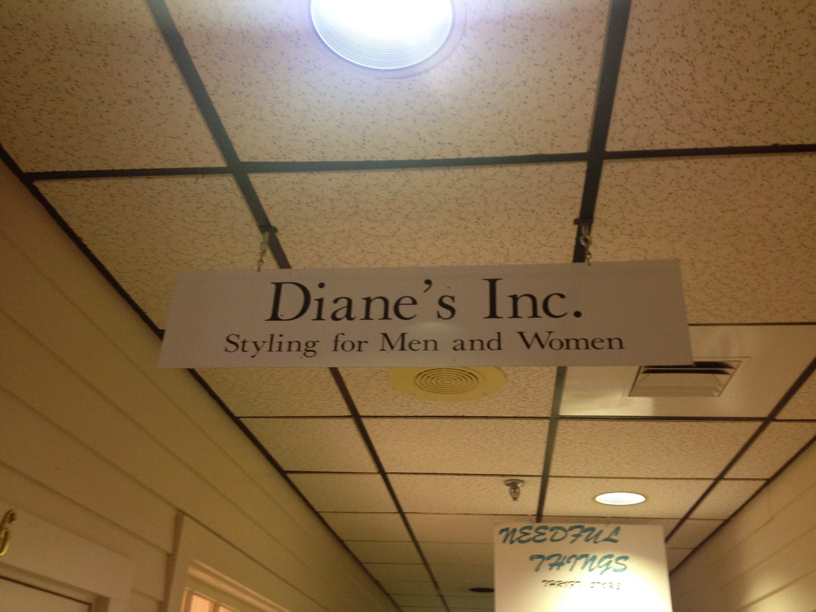 Diane's Beauty Salon, Watertown CT