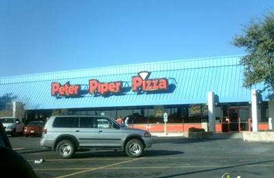 Peter Piper Pizza - San Antonio, TX