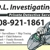 D.L. INVESTIGATING LLC..