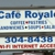 Cafe' Royale
