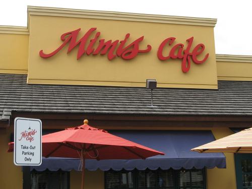 Mimi's Cafe, Ventura CA