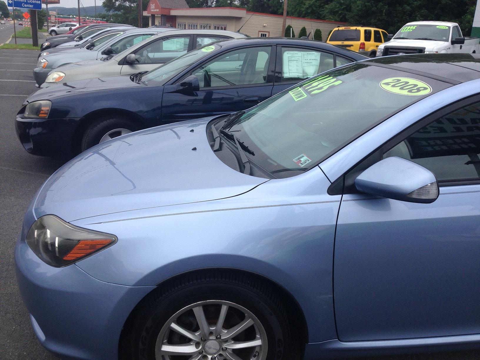 Skook Auto Sales, Schuylkill Haven PA