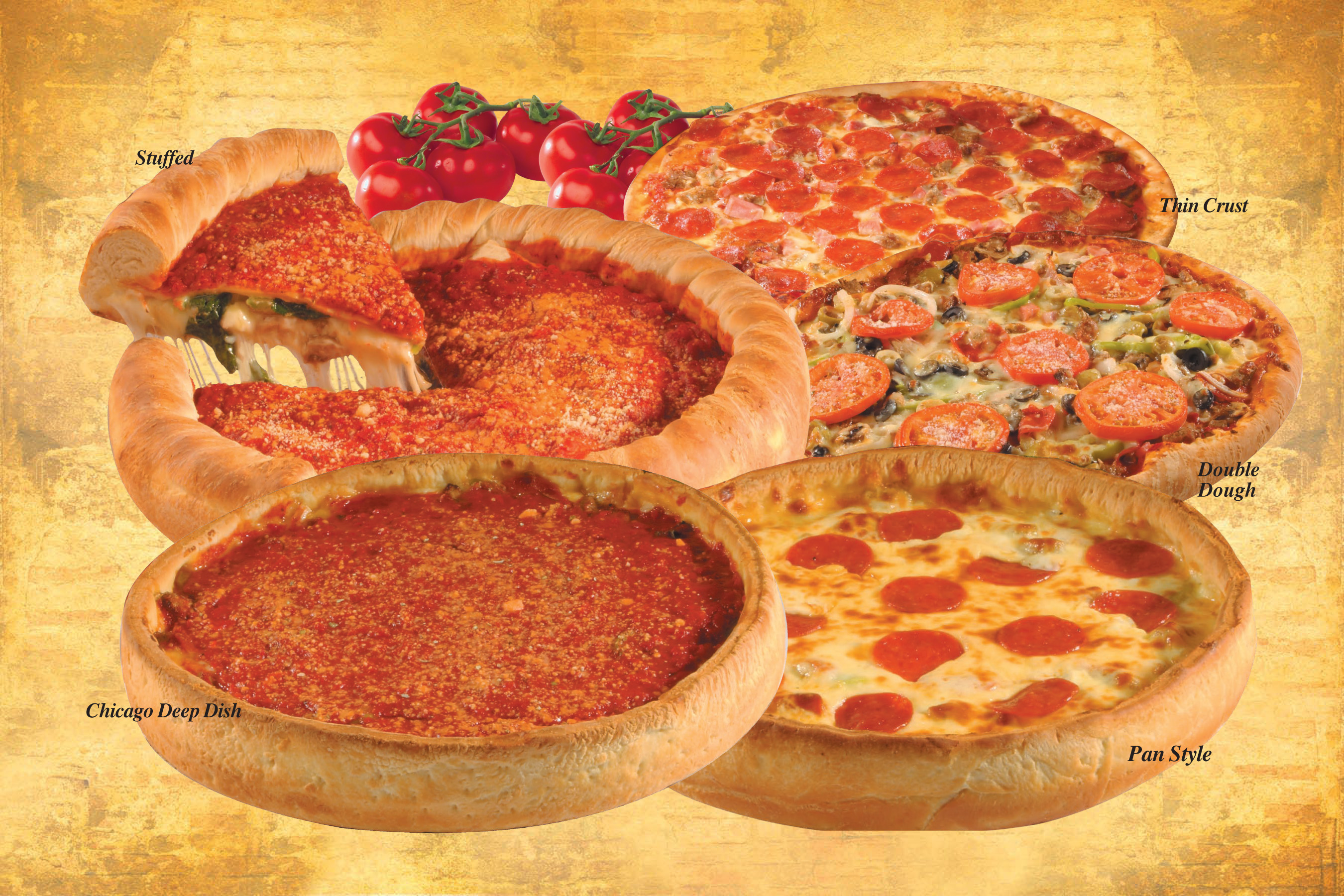 Rosati's Pizza, Braidwood IL