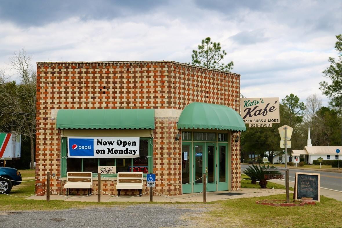 Katie's Kafe, Chipley FL