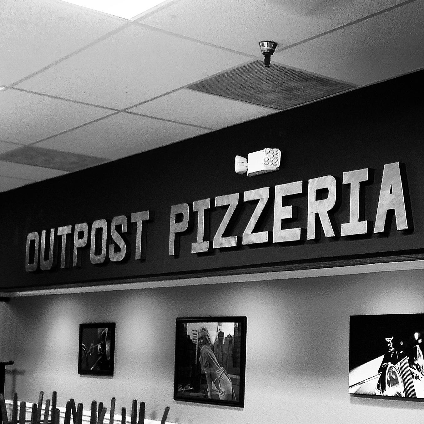 Outpost Pizzeria II, Shelton CT