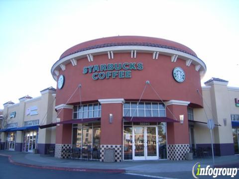 Starbucks Coffee, Union City CA