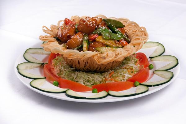 Gary Chu's Chinese Seafood Restaurant, Santa Rosa CA
