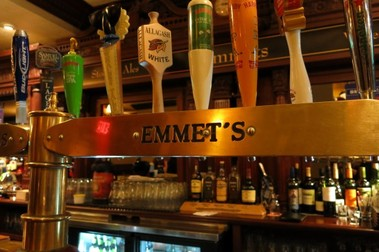 Emmet's Pub and Restaurant, Boston MA