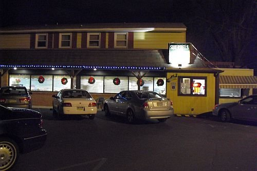 Squirrels Nest Cafe, Morrisville PA