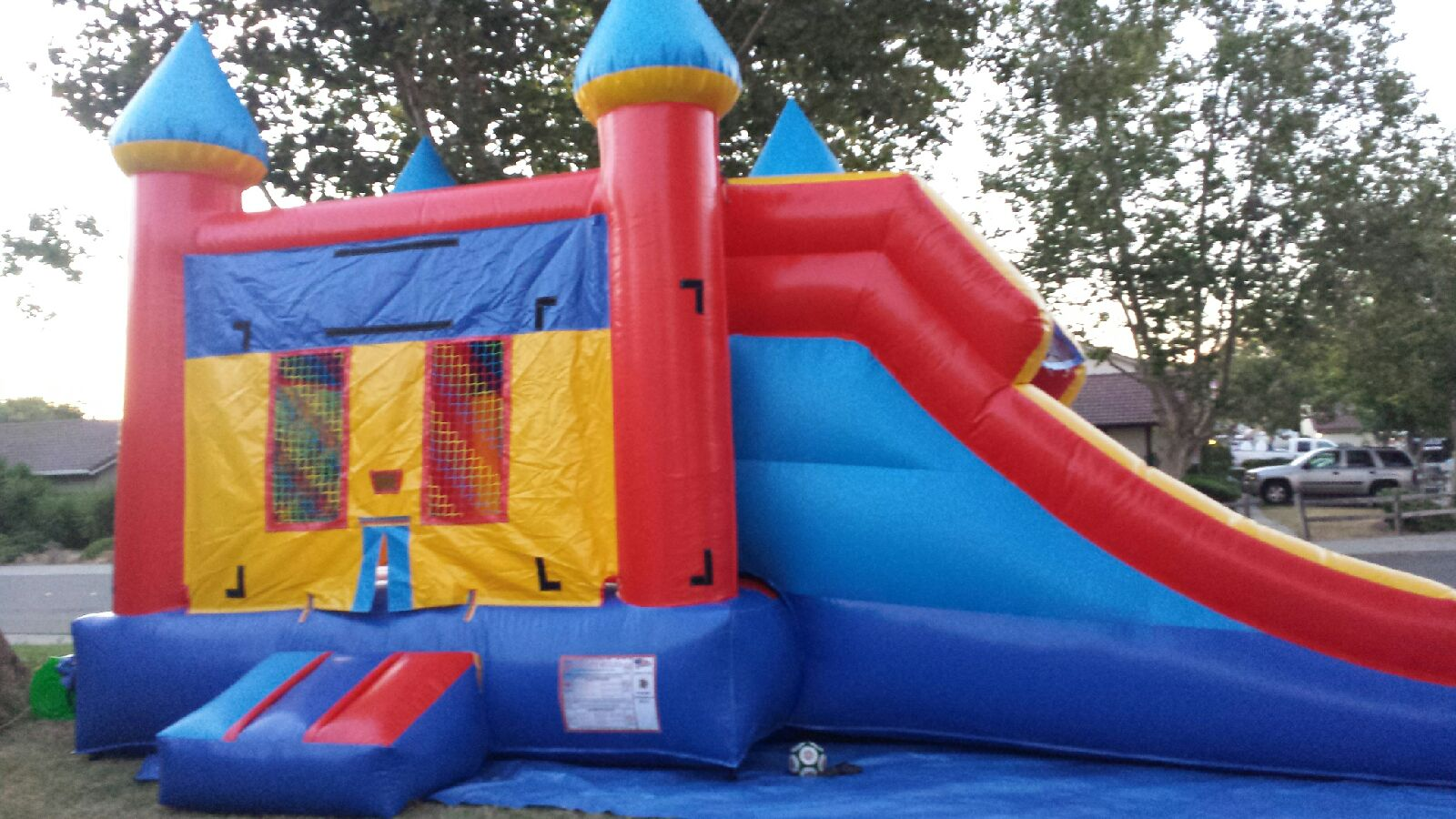 Kid's Bounce Jumpers, Tracy CA