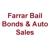 Farrar Bail Bonds & Auto Sales