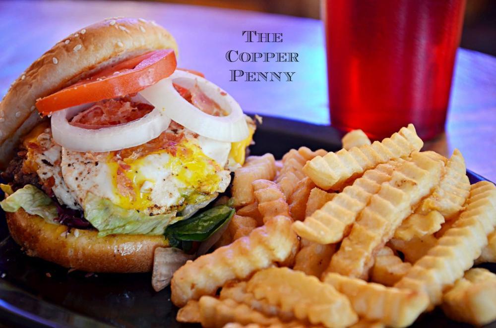 The Copper Penny Bar & Grille Inc, Vandalia IL