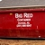 Big Red Container