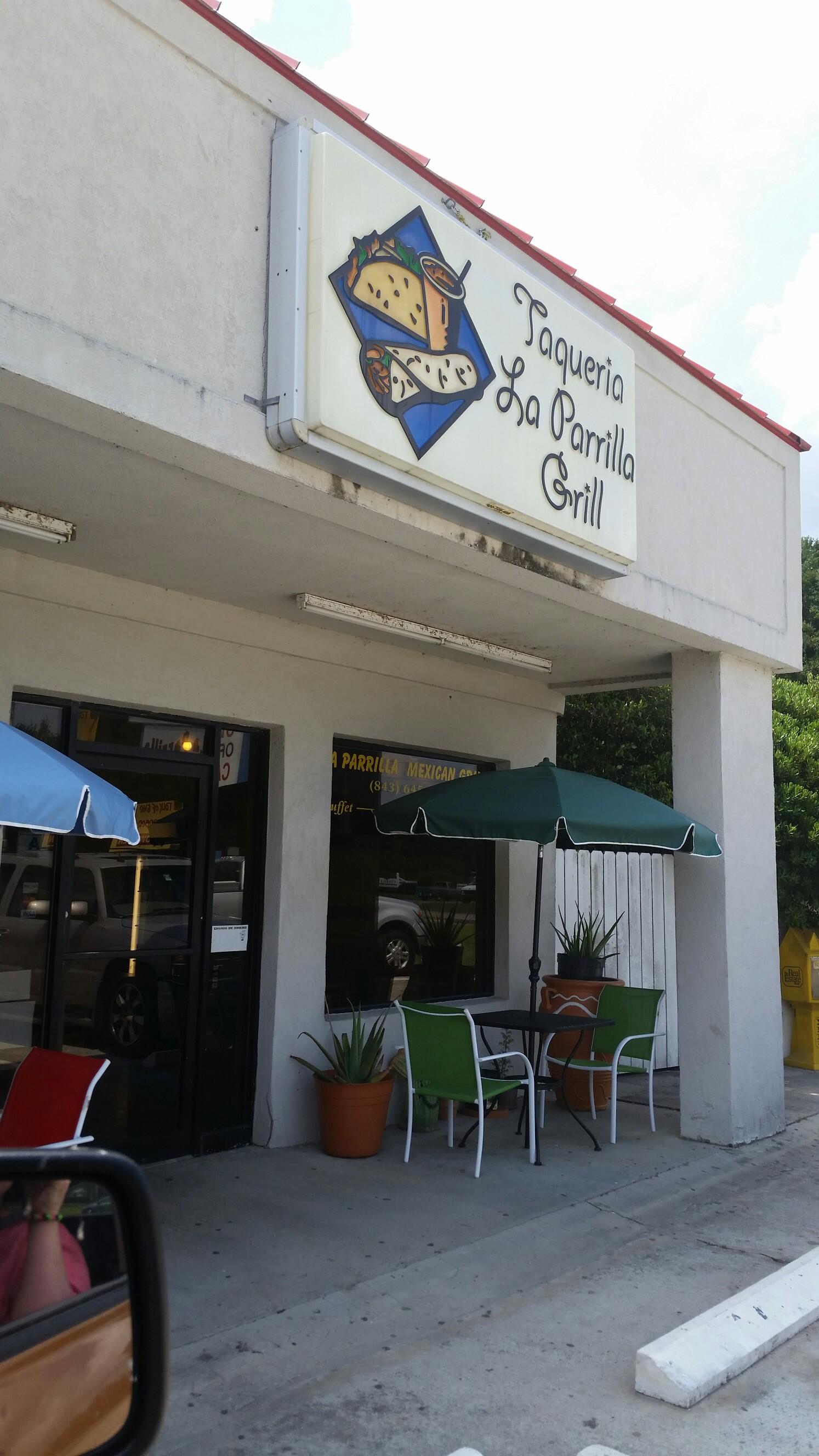 La Parrilla Grill, Ridgeland SC