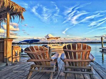 Snug Harbor Marina & Cottages, Chincoteague Island VA