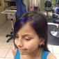Sonya 4 Shear- Pure Elements - Rio Rancho, NM. Graduated color streaks