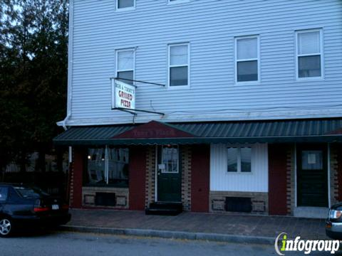 Bob & Timmy's Grilled Pizza, Providence RI
