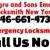 Montigru and Sons Emergency Locksmith