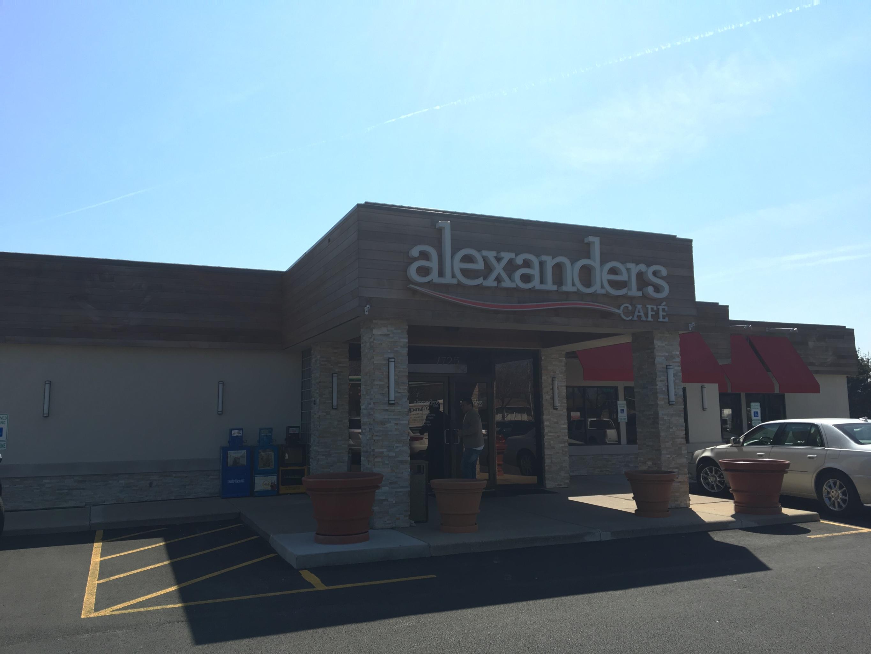 Alexander's Restaurant, Elgin IL