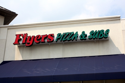 Flyers Pizza & Subs, Hilliard OH