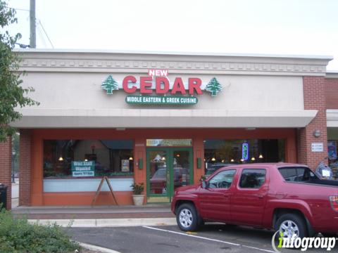 New Cedar Restaurant, Farmington MI