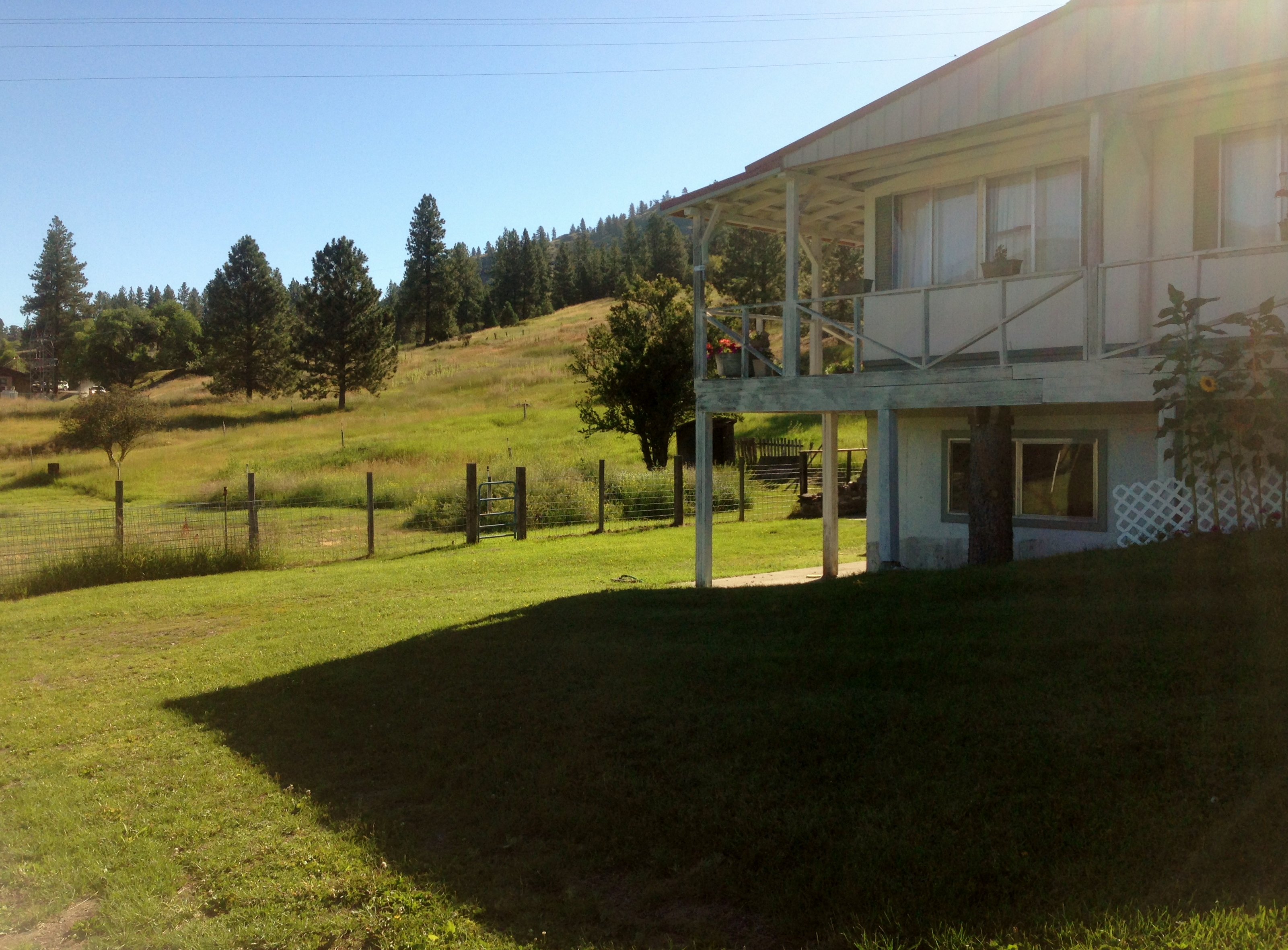 Johnson Family Guest Ranch, Curlew WA