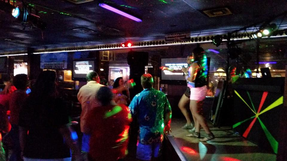 Mardi Gras Sport Bar, Saint Augustine FL