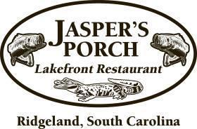 Jasper's Porch Lakefront Restaurant, Ridgeland SC