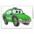 Taxi Green Cab