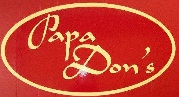 Papa Don's Pizza, Fort Scott KS