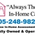 Always There In-Home Care