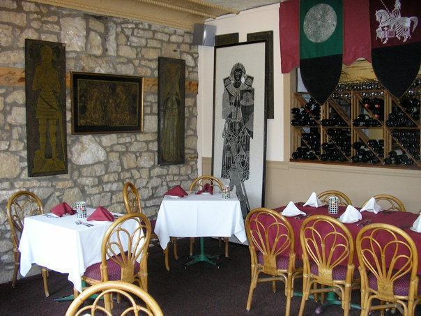 Perry Street Brasserie, Galena IL