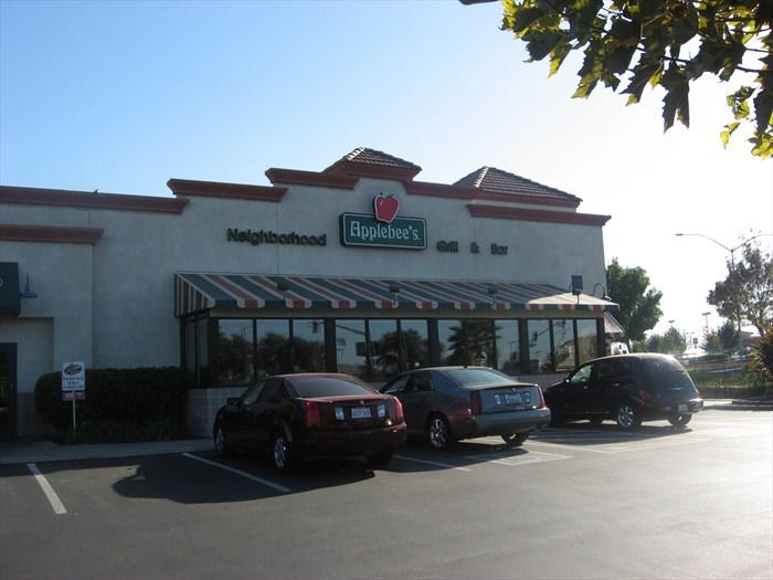 Applebee's, Tracy CA