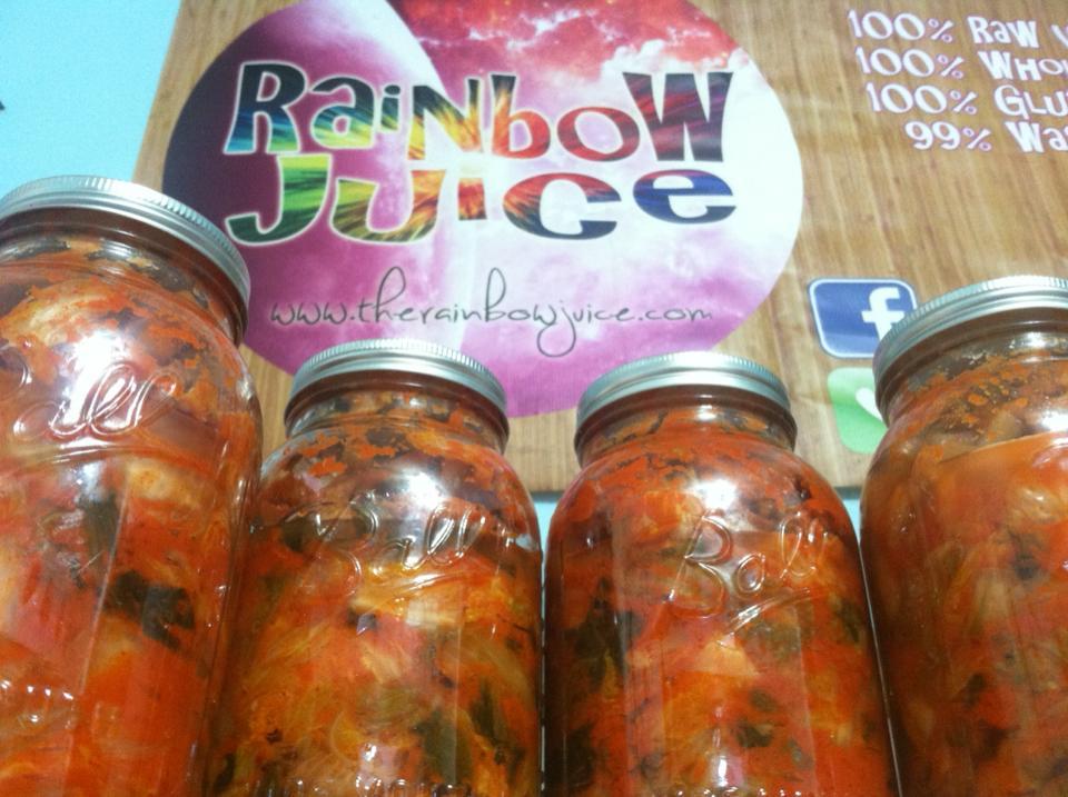 Rainbow Juice, Scranton PA