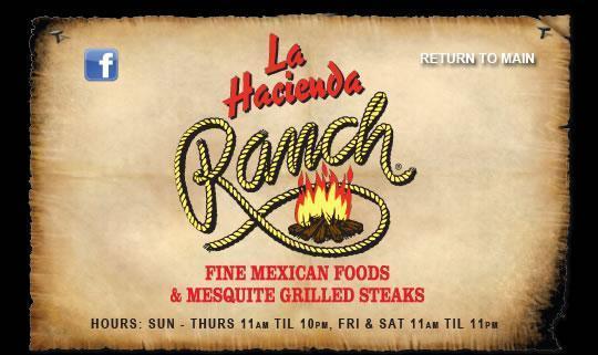 La Hacienda Ranch, Carrollton TX