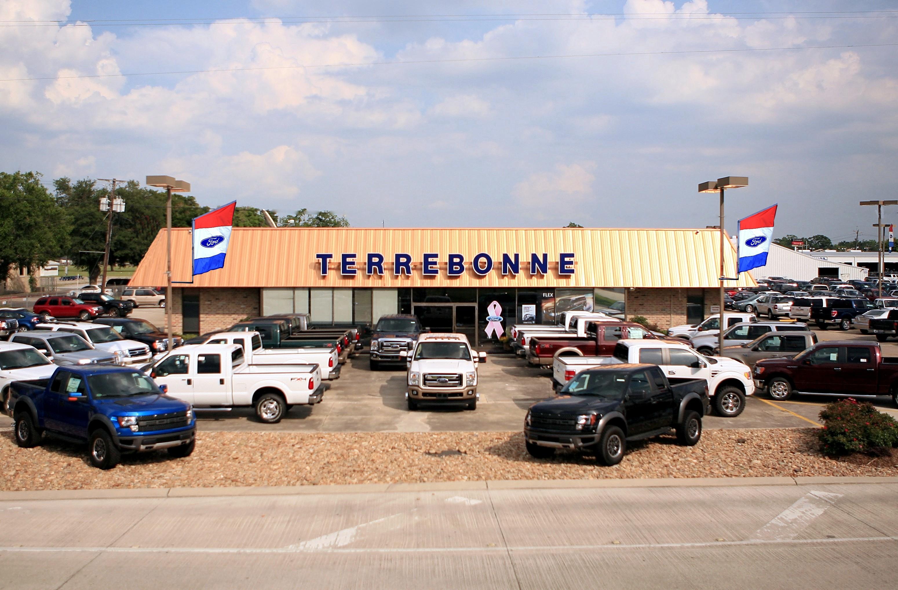 Terrebonne Ford, Houma LA