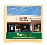 Mary's Pizza Shack, Vacaville CA