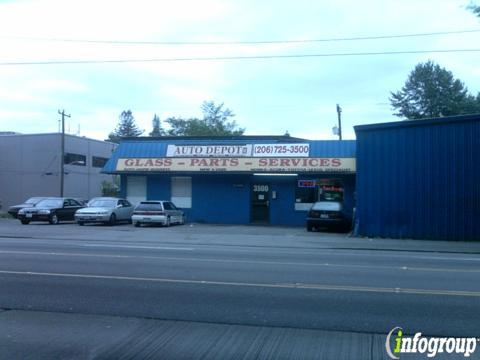 Auto Depot, Seattle WA