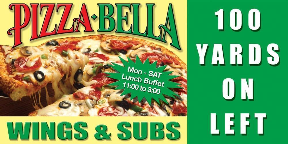 Pizza Bella, Ridgeland SC