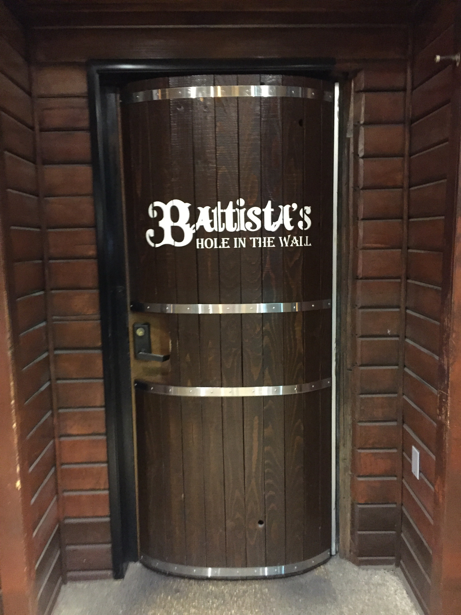 Battista's Hole In The Wall, Las Vegas NV
