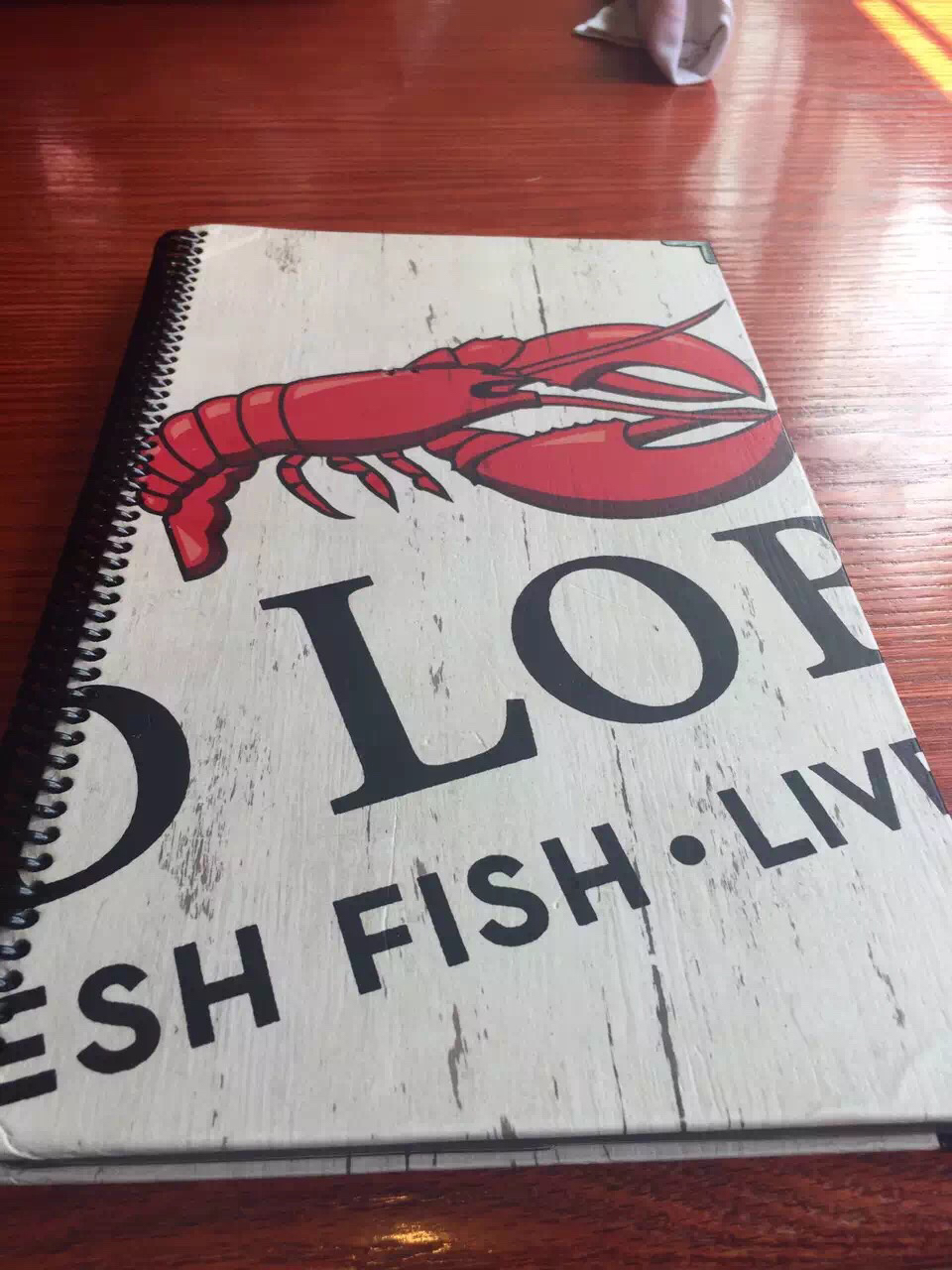 Red Lobster, Milpitas CA