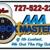 AAA Lock Masters ~ 24/7 Mobile Locksmith