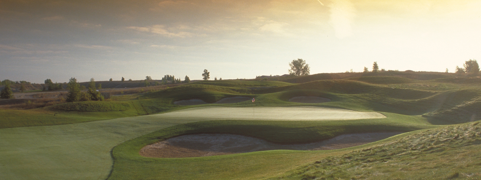 Boulder Pointe Golf Club & Banquet Center, Oxford MI
