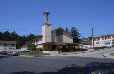 St. Robert's Catholic Church - San Bruno, CA
