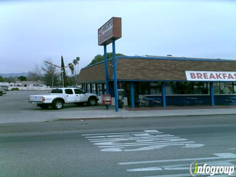 Los Zarapes Restaurant, Riverside CA