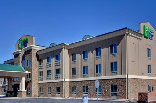 Holiday Inn Express & Suites GRANTS - MILAN, Grants NM