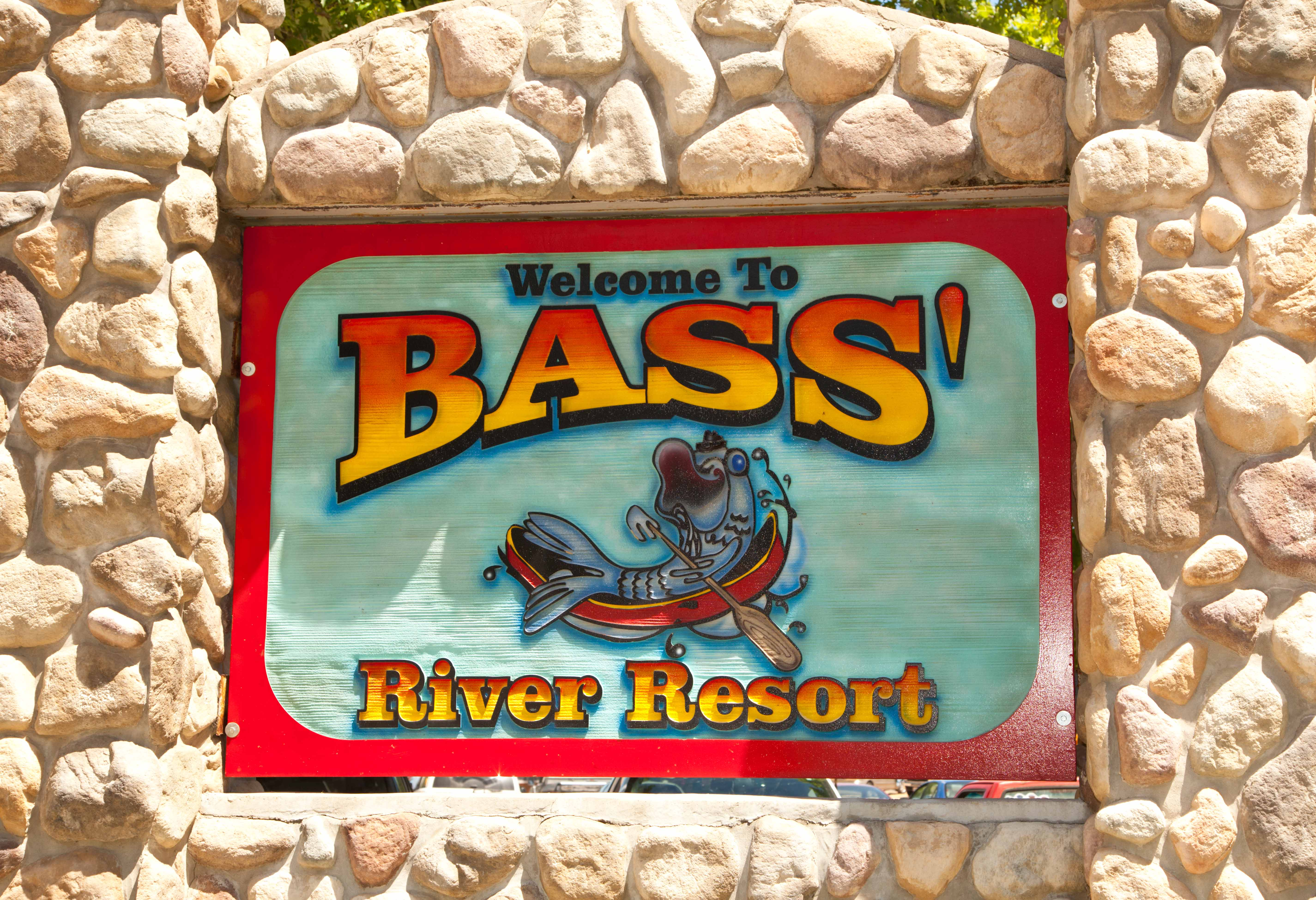 Bass River Resort, Steelville MO