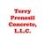 Terry Prenosil Concrete, L.L.C.