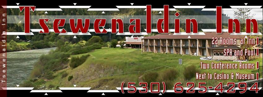 Hoopa Tsewenaldin Inn, Hoopa CA