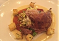 Bistro Niko - Atlanta, GA. The Crispy Duck Confit.